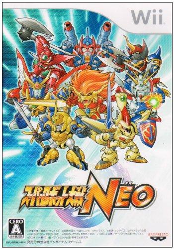 スーパーロボット大戦NEOの商品画像