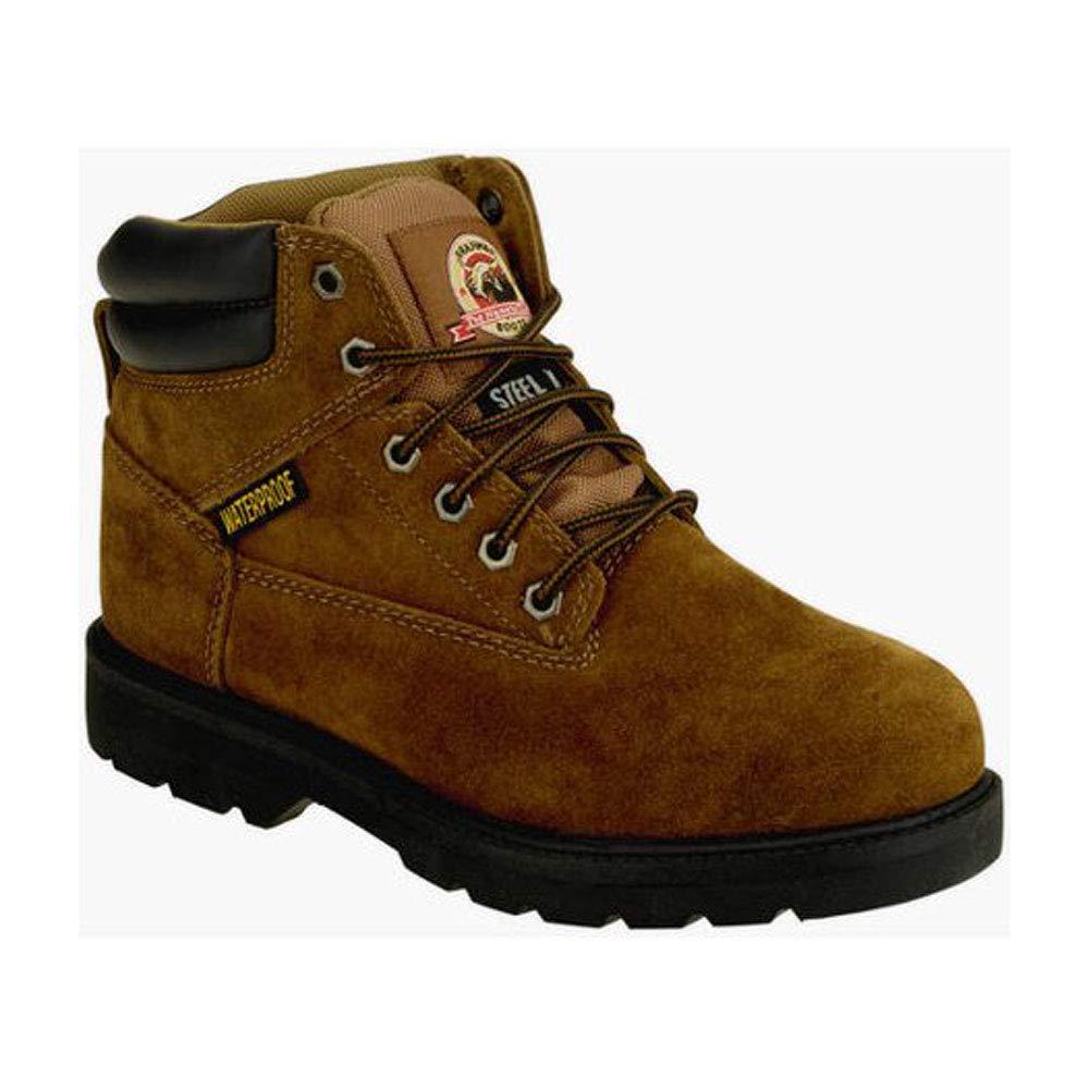 413ee610646 Brahma Men's Alpha Steel Toe Waterproof 6