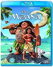 Moana (Blu-Ray ) 2017
