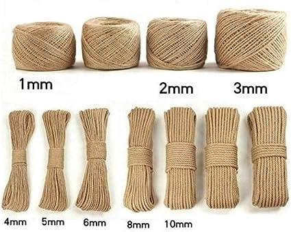 Cuerda de algodón de Tres Hilos de Cuatro Hilos, Cuerda Tejida ...