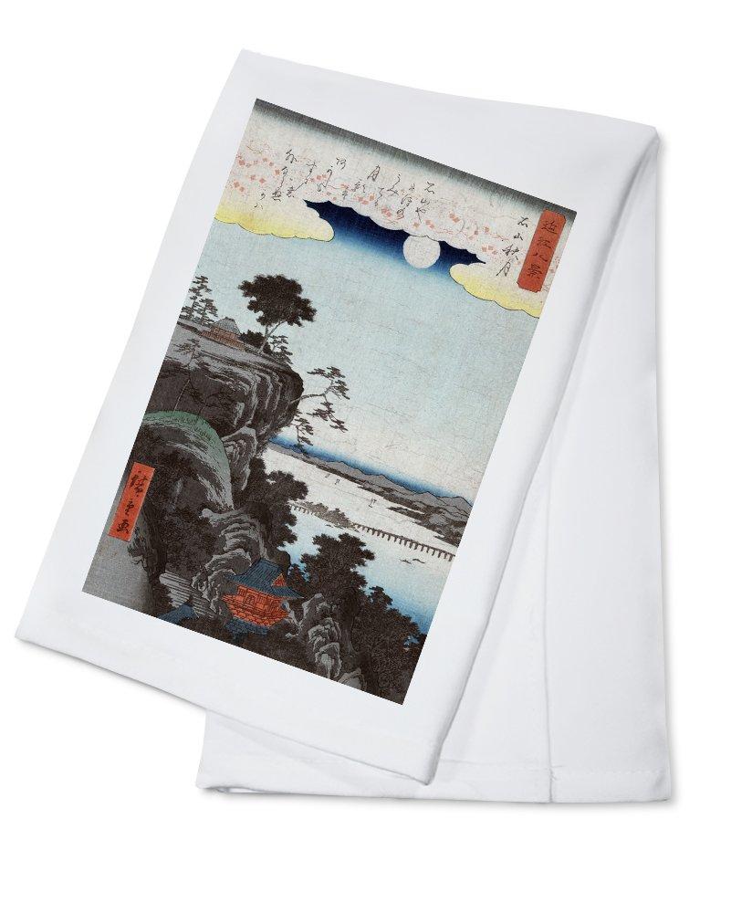 大量入荷 秋Moon Towel At Cotton Ishiyama Japanese木材カット印刷 Cotton Towel LANT-21616-TL B018BBRK9I 秋Moon Cotton Towel, 【50%OFF】:4c6aab3b --- catconnects-ie.access.secure-ssl-servers.org