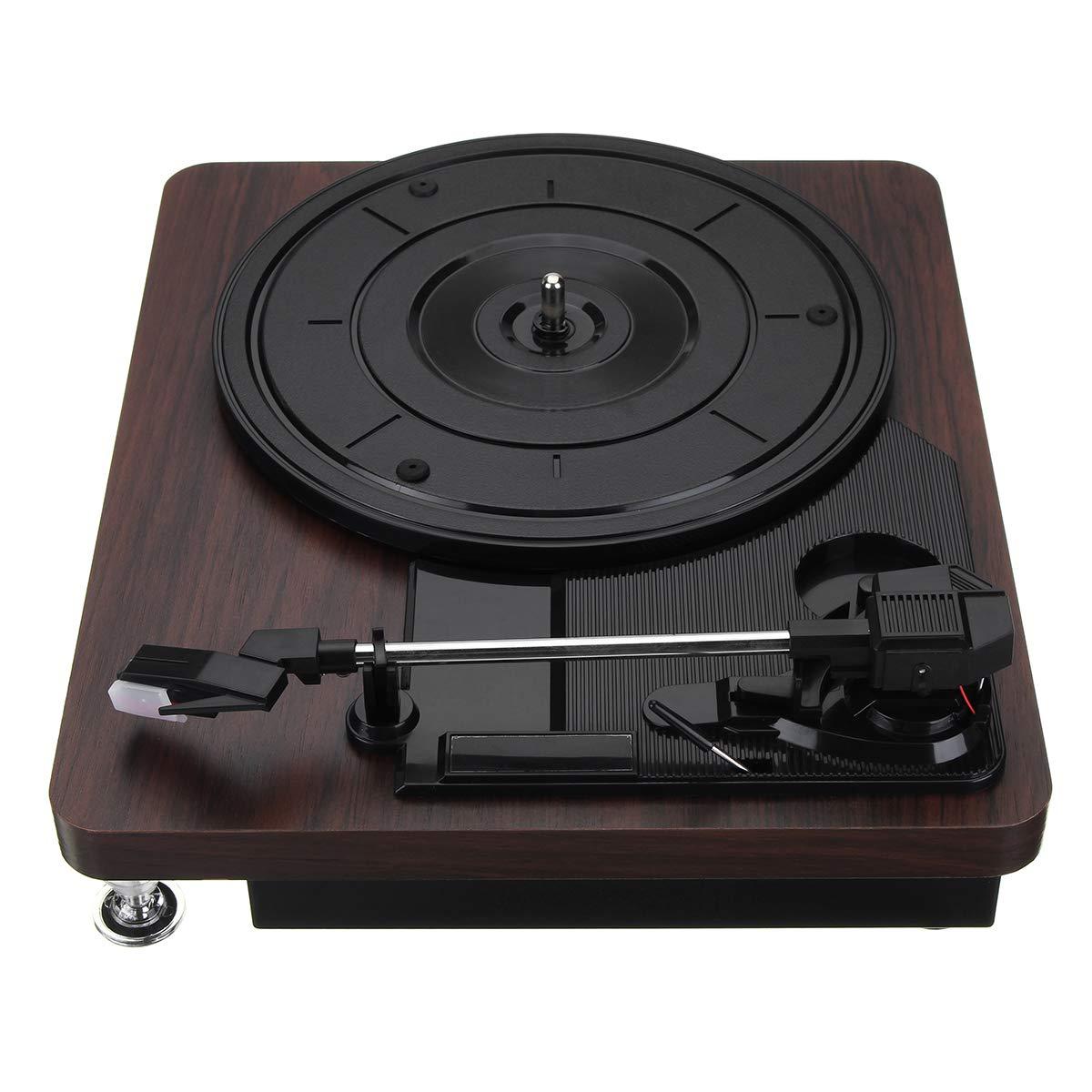 Amazon.com: Audio Accessories Shenle 33RPM Antiguo ...
