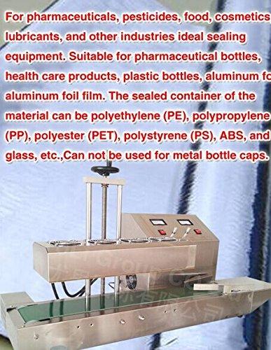 Electromagnetic Continuous Induction Aluminum Foil Sealing Machine,20-100mm (220V voltage model)