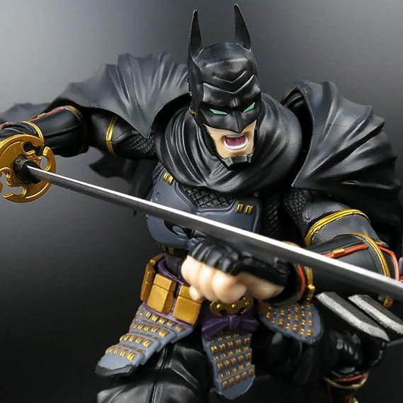 Yingjianjun Figura de acción de Batman Ninja Figma: Amazon ...