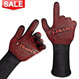 Best Grilling Gloves For Cooking - E-PRANCE BBQ Grilling Cooking Gloves - 932°F Extreme Review