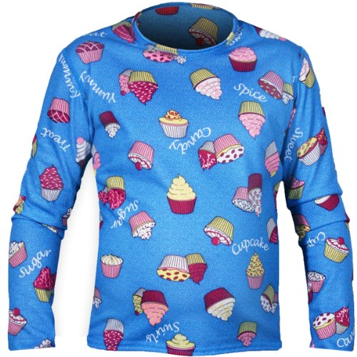 hot-chillys-kids-thermal-mid-weight-pepper-skins-crewneck-cupcakes-blue-s-6-8-years