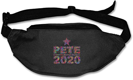 Buttigieg 2020 Waist Pack Adjustable Sport Fanny Pack For Run