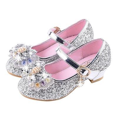 6b6c46aaf3580 Chaussures Princesse Fille