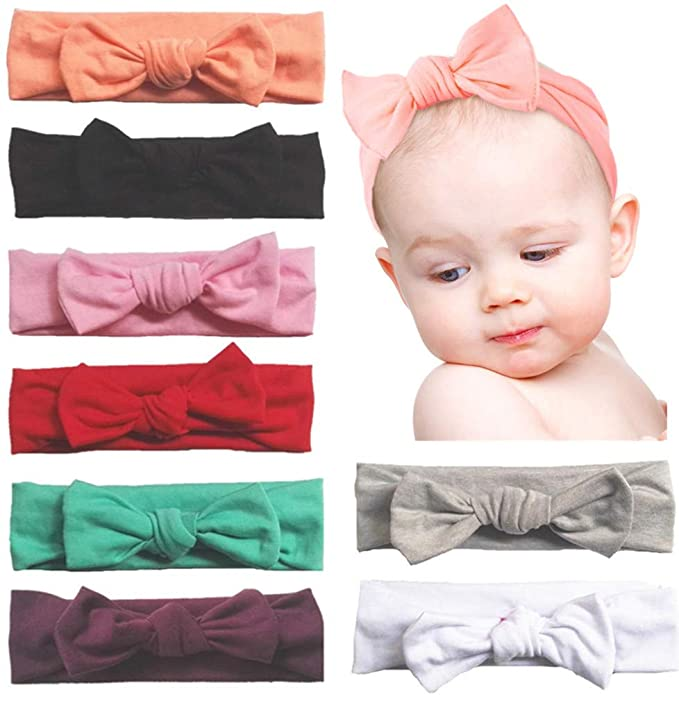 Top 9 Best Baby Bows Headbands Reviews in 2020 2
