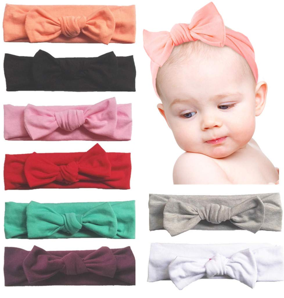 Generous Newborn Baby Girl Headbands Hair Accessories