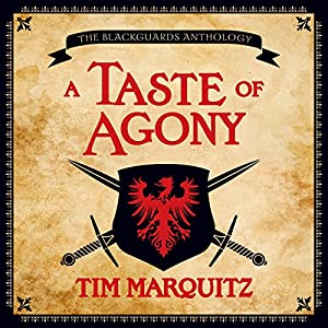 A Taste of Agony Audiobook
