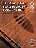 img - for The Shearer Method: Classic Guitar Foundations (Book & DVD) book / textbook / text book