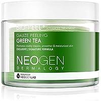 Neogen Neogen Derma Bio-Peel Gauze Peeling Green Tea 30 pads, 30 Count,8809381445095