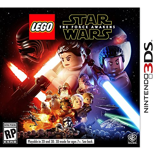 LEGO Star Wars: The Force Awakens - Nintendo 3DS Standard Edition (Ds Star Wars Games)
