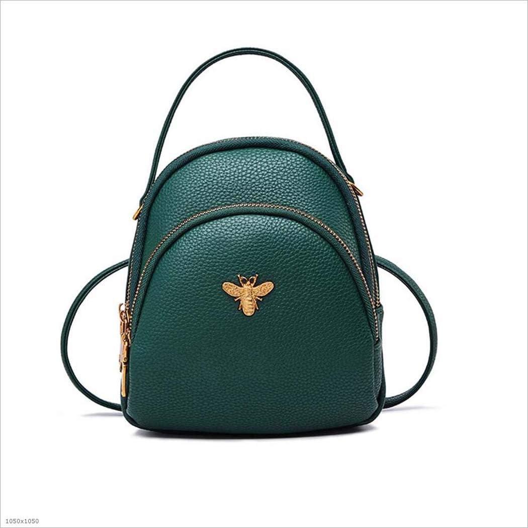 Climb Backpack Ladies Backpack PU Leather Backpack Vintage Backpacktravel Bag Shoulder Bag Faux Leather Travel Bag