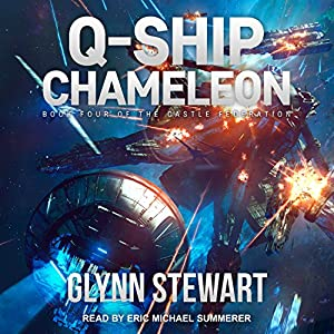 Q-Ship Chameleon Audiobook
