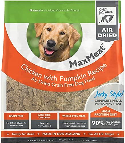 Only Natural Pet MaxMeat Holistic Grain-Free Air Dried Dry Dog Food