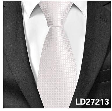 Corbatas de corbata a cuadros clásicas para hombres Trajes ...