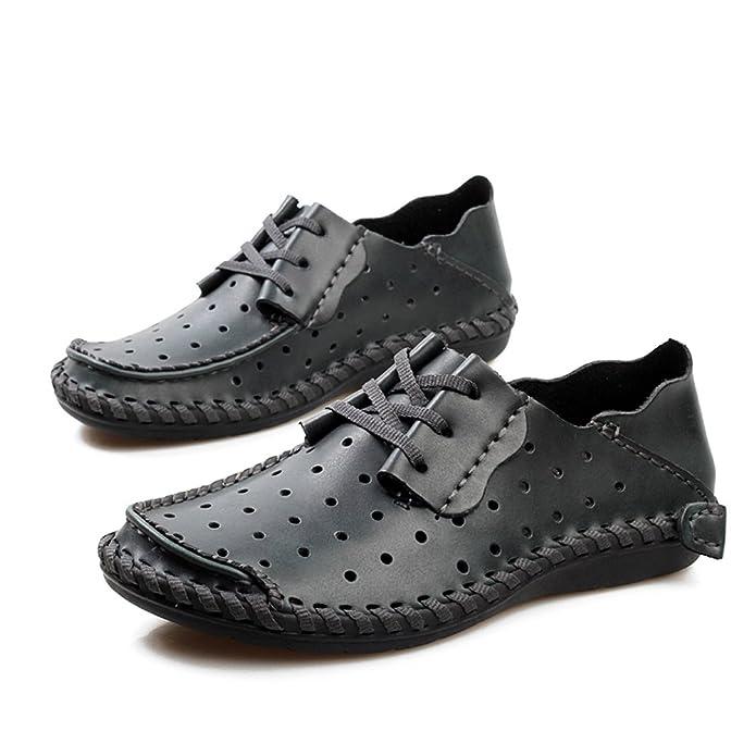 Zapatos De Hombre Vestir Zara Mocasines y Oxfords Negro en
