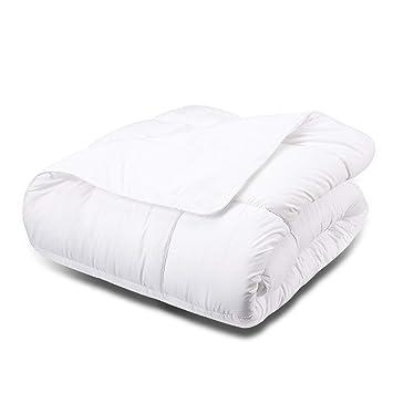 Emolli Bettdecke 200 X 200 Cm Warme Duo Winter Qualitäts Bettdecke Für Die Kalte Jahreszeit Soft Komfort Bettdecke Kochfeste Steppdecke