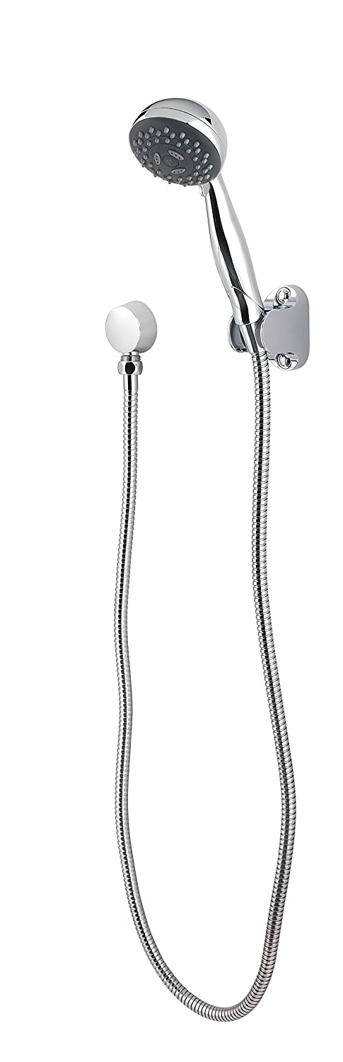 on sale Pfister G16200C 3-Function Handheld Shower, Polished Chrome