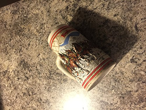 Budweiser 1985 Capped Mountains Stein
