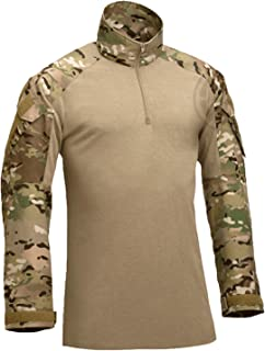 product image for CRYE PRECISION, Combat Shirt G3, Multicam, X-Large, Regular