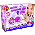Small World Toys Fashion - Luxury Mani Pedi Nail Spa Makeup Kit