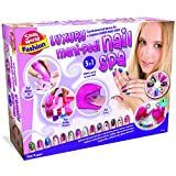 Small World Toys Fashion - Luxury Mani Pedi Nail Spa Makeup Kit