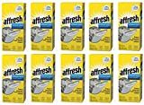 Affresh W10549850 Dishwasher Cleaner GxqnJf, 30 Tablets in Carton