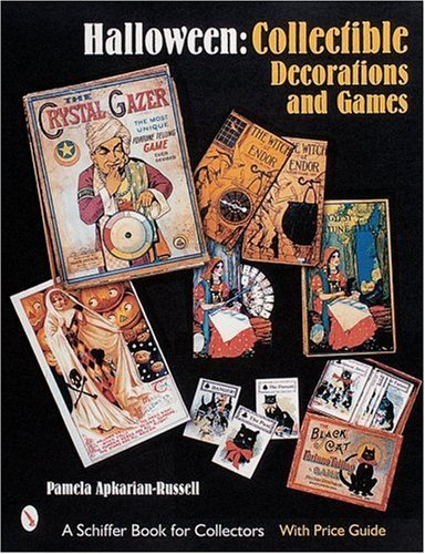 Halloween Collectible Decorations and Games (Schiffer Book for Collectors) by Pamela Apkarian-Russell (2000-02-01)