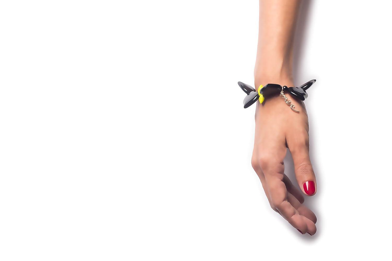 MEC Flor de Corazon Women s Heart Bracelet
