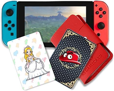 Tarjetas de juego NFC Tag para Super Mario Odyssey Switch – 10 ...