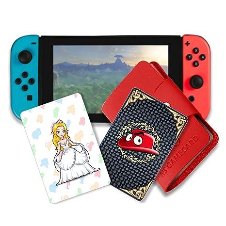 Amazon.com: NFC Tag - Tarjetas de juego para Super Mario ...