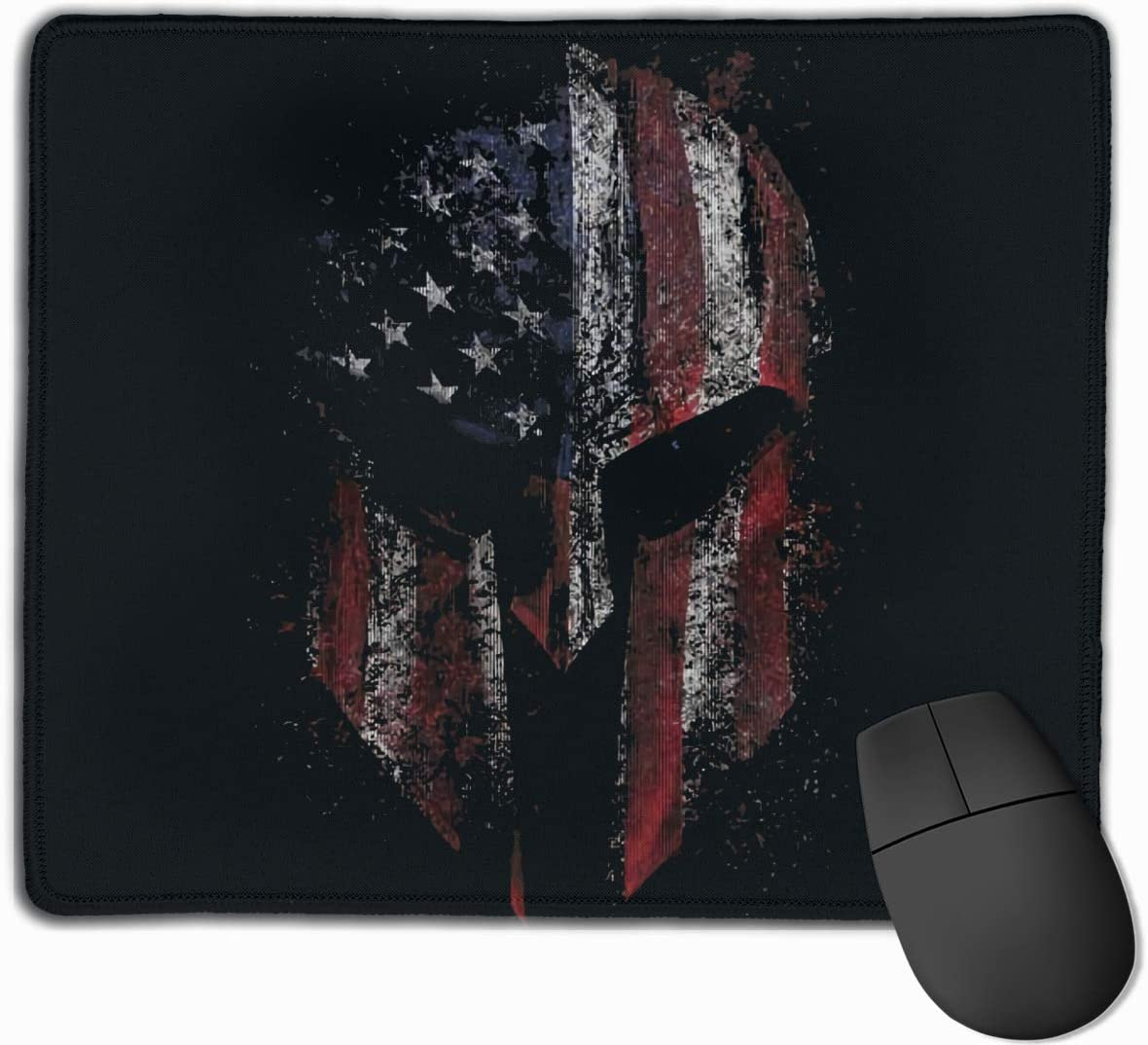 Spartan Office Mouse Pad Gaming Mouse Pad Nonslip Rubber Backing