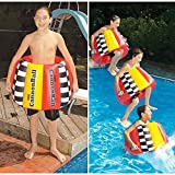 Inflatable Cannonball Pool Toy