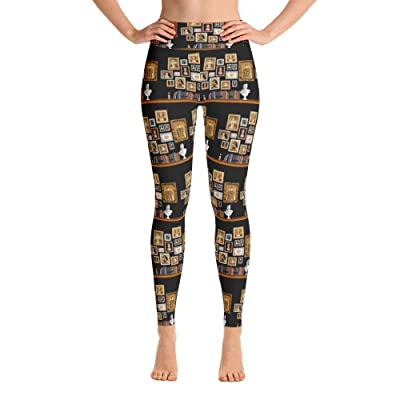 """The Six Wives of Henry VIII"" Portrait Leggings"