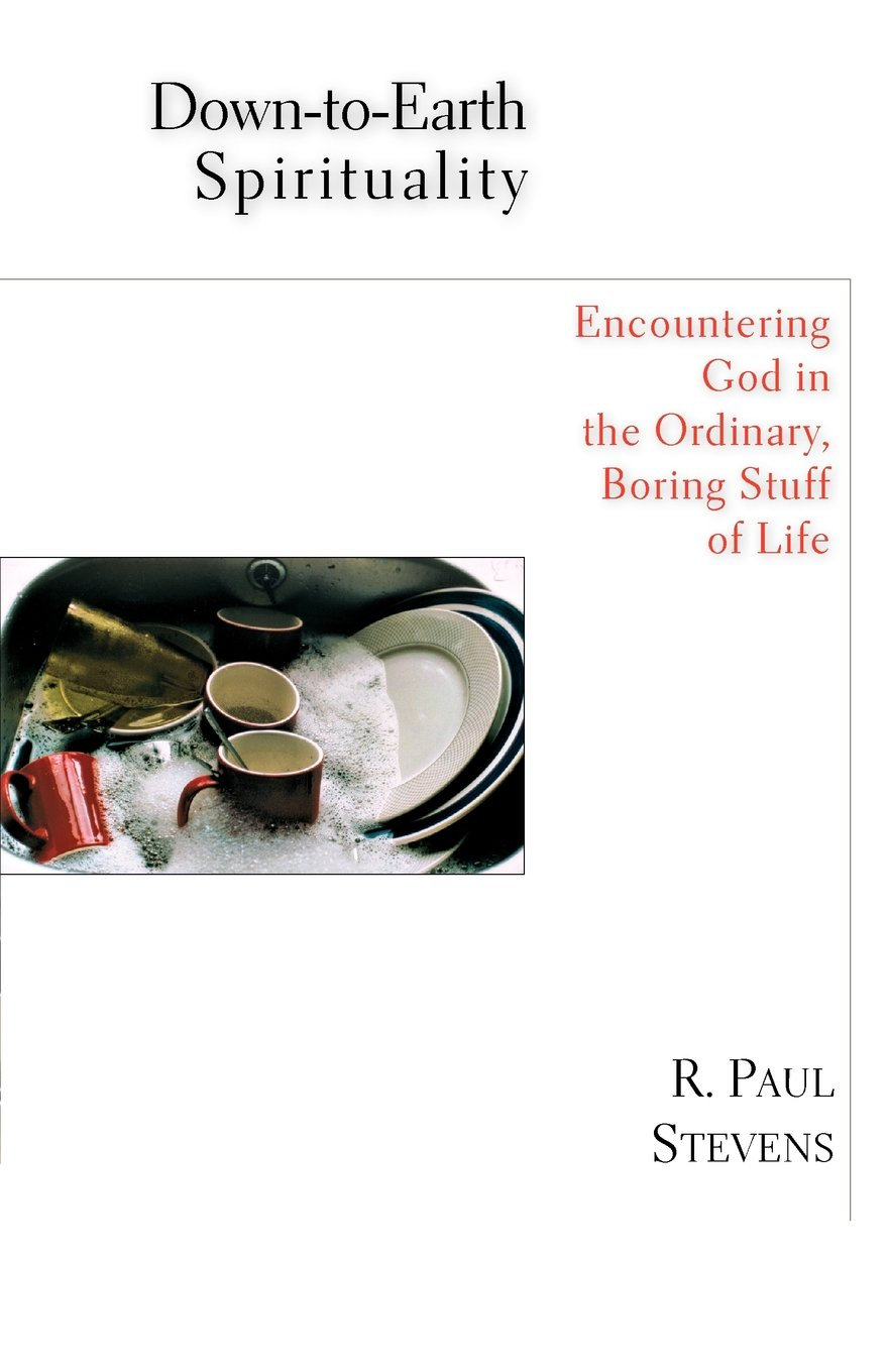Download Down-to-Earth Spirituality: Encountering God in the Ordinary, Boring Stuff of Life pdf