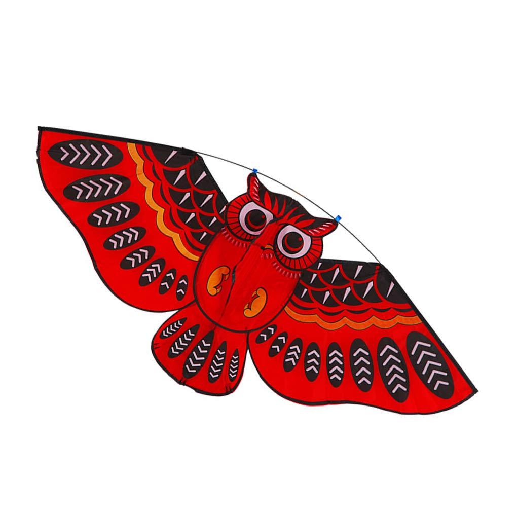 Coddington Adultos ni/ños Adultos Animal de la Historieta del Vuelo de la Cometa Vuelo en l/ínea para ni/ños Juguetes para ni/ños al Aire Libre de Herramientas