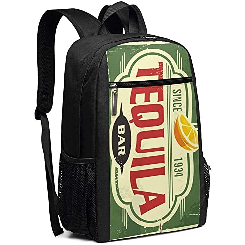 Micel Backpacks Tequila Bar Vintage Cartel de chapa para la ...
