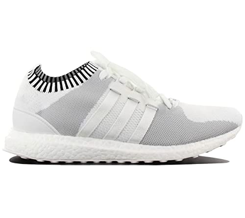 buy popular 2918d e6360 adidas Unisex Adults EQT Support Ultra PK 243 Trainers, Off-White (Vintage