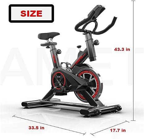 Bicicleta De Ejercicio,Bicicleta De Fitness Cubierta,Bicicleta De ...