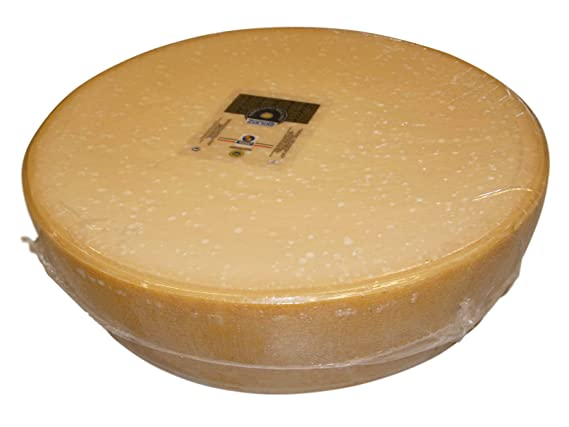 Parmigiano Reggiano medi rueda 18 kg aprox. Envío GRATIS 24h.: Amazon.es: Alimentación y bebidas