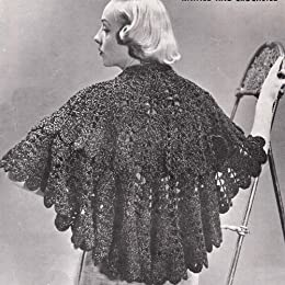 Lacy Shell Stitch Shawl Stole Crochet Pattern Kindle Edition By