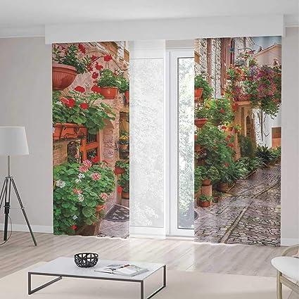 Amazon.com: YOLIYANA Decor Collection Tuscan Decor,Living ...