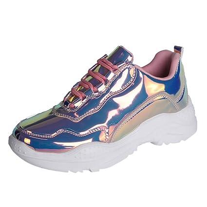 en ligne chaussures de sport sans précédent style_dress Basket Running Femmes, Chaussure Plateforme ...