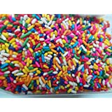 Rainbow Sprinkles 14oz Chefs Select Jimmies