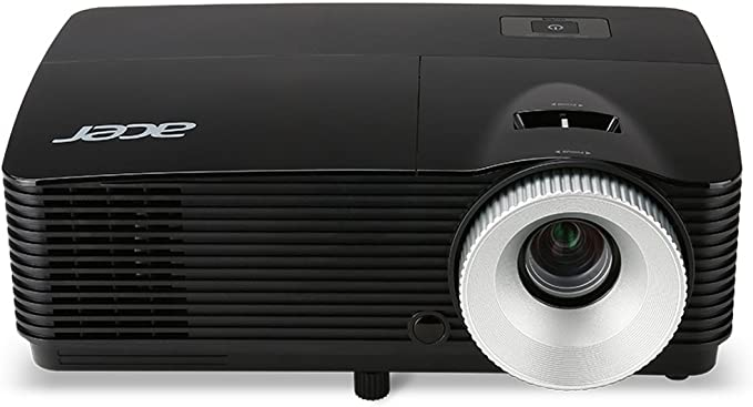 Acer X122 - Proyector (XGA, DLP 3D, 3.000 lúmenes, 13000:1), color ...