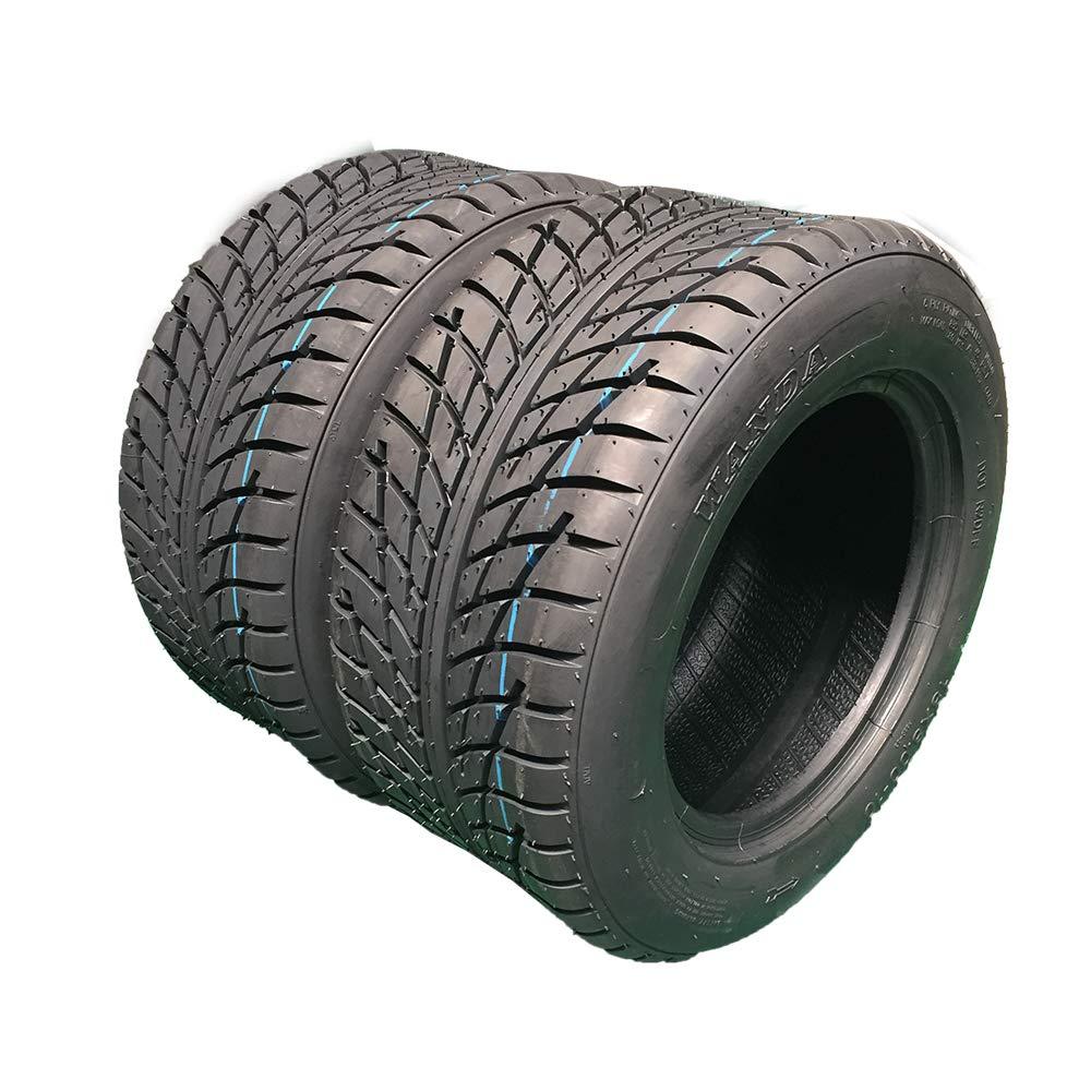 Set of 2 ATV//UTV LRB Tires 205//50-10 4PR P820 Load Range B 205//50-10 ATV UTV Sports 205-50-10 LRB All Terrain Tubeless Tires