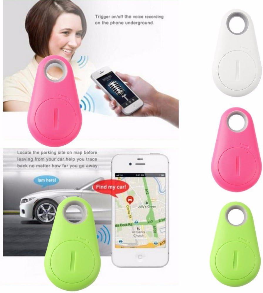 Localizador gps para smartphone antilost mando a distancia con botón app. MWS bluetooth